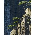 Blank notesbog - træer