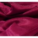 Silke 90 x 90 cm - rødviolet