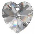 Prisme, hjerte - 40 mm