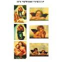 Den sixtinske Madonna - 6 kort
