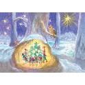 Dværgene og Juletræet, mini