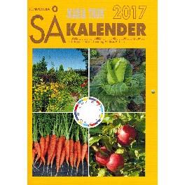 Såkalender 2017