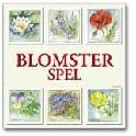 Memory-spil - Blomsterspel