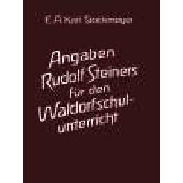 Angaben Rudolf Steiners für den Waldorfschulunterricht