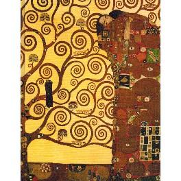 Blank notesbog - Klimt