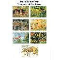 De små skovnisser - 7 kort