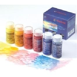Akvarelfarver - Grundsæt