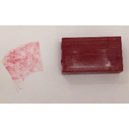 Bivoksfarveblok - 01 karminrød