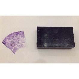 Bivoksfarveblok - 11 blåviolet