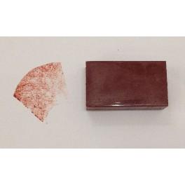 Bivoksfarveblok - 13 rødbrun
