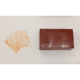 Bivoksfarveblok - 14 gulbrun