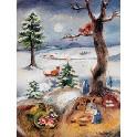 Dværge, alfer og dyr i juletiden