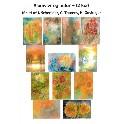 Blomster og natur - 12 kort