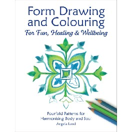 Form Drawing and Colouring for Fun, Healing & Wellbeing