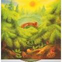Drejebillede - I skoven