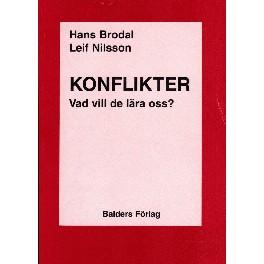 Konflikter. (svensk) 1996 udg.