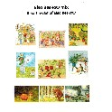 Elsa Beskow mix - 9 kort
