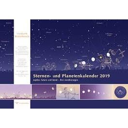Sternen- und Planetenkalender 2019