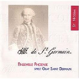 Die Musik des Grafen von Saint Germain