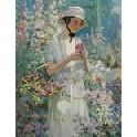Blank notesbog - Women's Garden