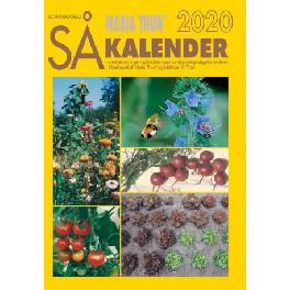 Såkalender 2020