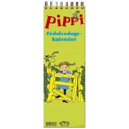 Fødselsdagskalender - Pippi