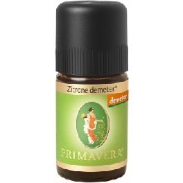 Æterisk olie - 5 ml - Lemon - DEMETER