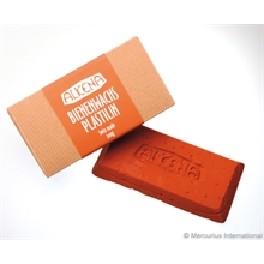 Bivoks plastilin, 200 g - rød