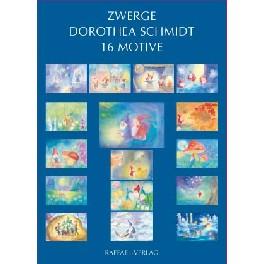 Dværge - 16 kort
