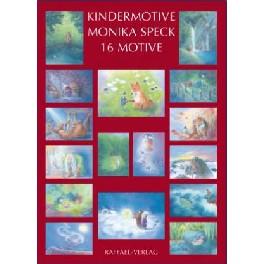 Børrnemotiver - 16 kort